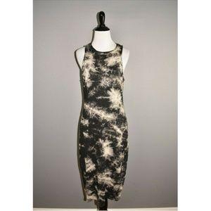 EASEL Sleeveless Soft Knit Sheath Dress